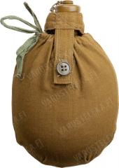 Soviet canteen with cover, unissued.
