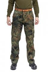 BW field trousers, Flecktarn, surplus