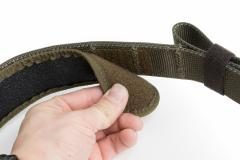 Särmä TST Belt padding. This belt padding is designed to be used together with the Särmä TST Shooter's Belt. The belt is sold separately.