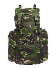 Romanian Combat Rucksack with Daypack, DPM, Surplus, Unissued. You can also use the large backpack without the daypack acting as a large general purpose pouch.