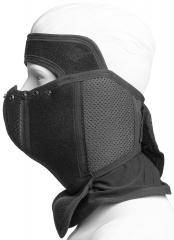 US Ultimate Training Munitions Protective Face Mask, Surplus. Covers the ears with 3D-mesh.