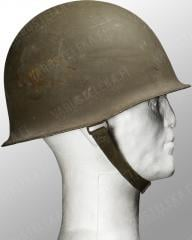 French M51 steel helmet, surplus