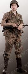 W-SS Dot44 camouflage uniform, reproduction