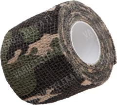 Mil-Tec Fabric Camo Wrap, Woodland