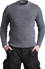Swiss Army pullover, grey, surplus