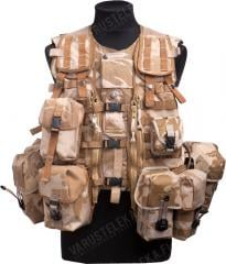 British Osprey load bearing vest package, Desert DPM, surplus