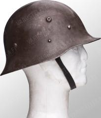 Bulgarian M36 steel helmet, surplus