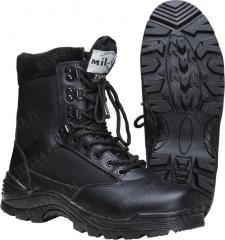 Mil-Tec Tactical Boots with zipper