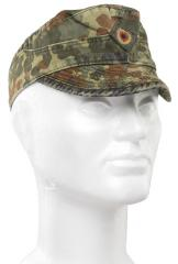 BW field cap, Flecktarn, surplus