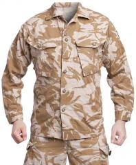 British CS95 field shirt, Desert DPM, surplus