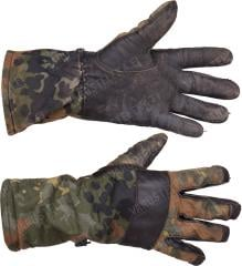 BW combat gloves, Flecktarn, surplus