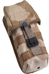 British Osprey SA80 ammunition pouch, Desert DPM, surplus