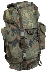 BW Combat Rucksack, Flecktarn, surplus