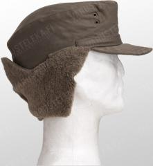 9fe170d603f An exceptional winter hat with traditional Germanic form - this one  actually looks pretty good