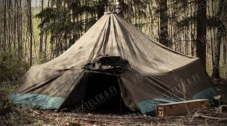 Tent for the frozen north - Page 2 - Survivalist Forum