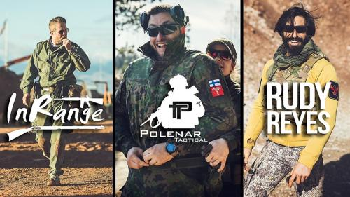 Meet & Greet: InRange TV - Polenar Tactical - Rudy Reyes