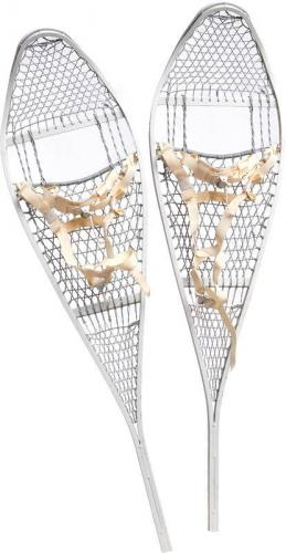 US Magnesium Snowshoes With Bindings, Surplus, Unissued