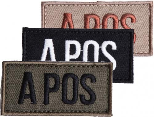 Särmä TST blood type patch