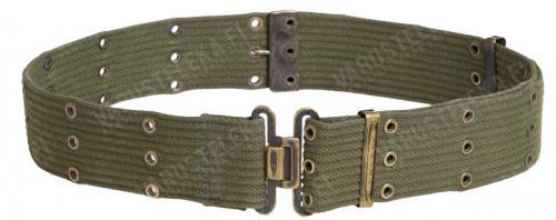 Belgian M-1971 web belt, surplus