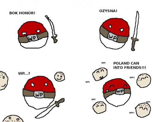 Polish combat belt, WP, surplus
