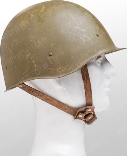 Soviet SSh40M steel helmet, surplus