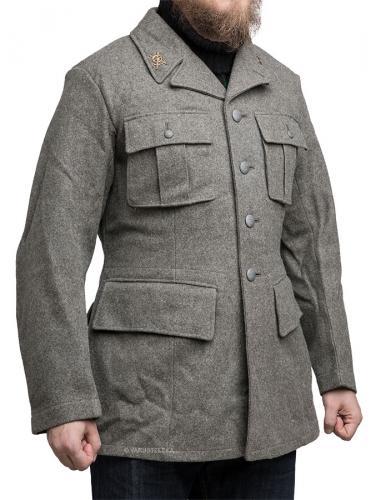 Swedish wool tunic, surplus
