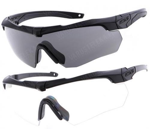 ESS Crossbow Suppressor 2X ballistic glasses