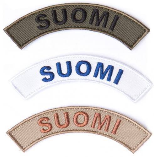 Särmä SUOMI arch patch