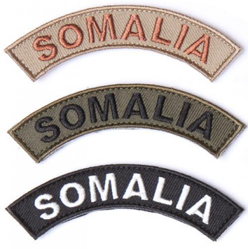Särmä SOMALIA arch patch