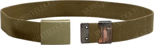 BW webbing belt, old model, canvas, surplus