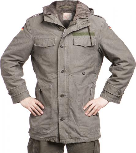 BW parka, olive drab, surplus