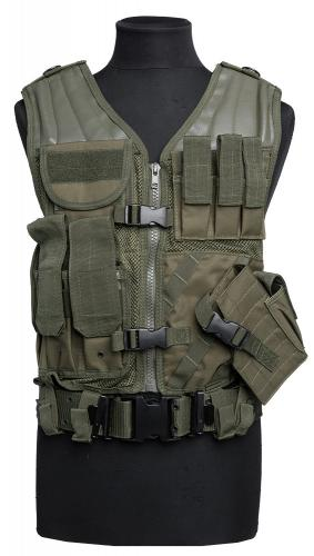 Mil-Tec Cross Draw Vest