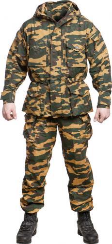 Russian mountain troops uniform, Flora, surplus
