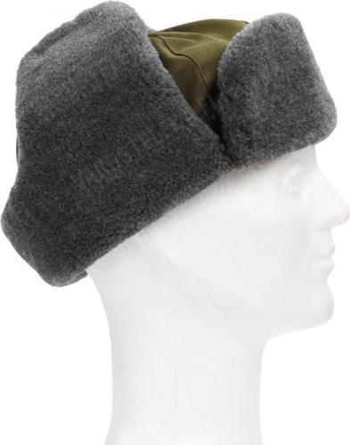 Czechoslovakian M85 fur hat, surplus