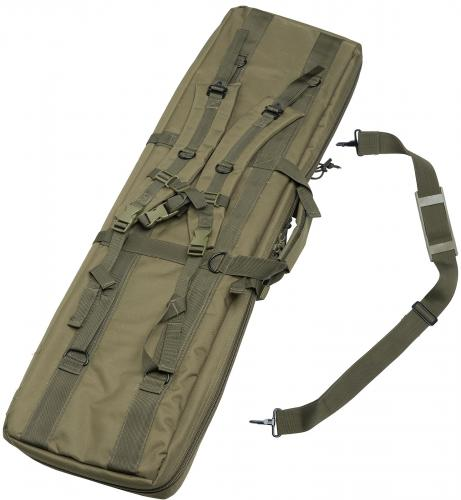 Mil-Tec gun carry bag, big. Straps are included.