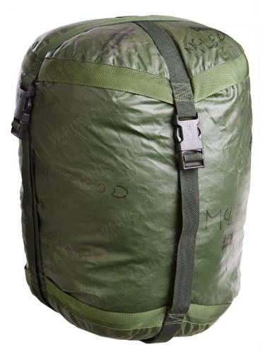 British PLCE Sleeping bag compression bag, surplus