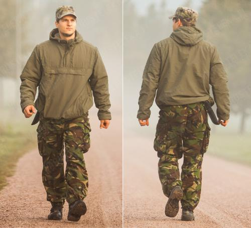 British CS95 cargo pants, DPM, surplus.