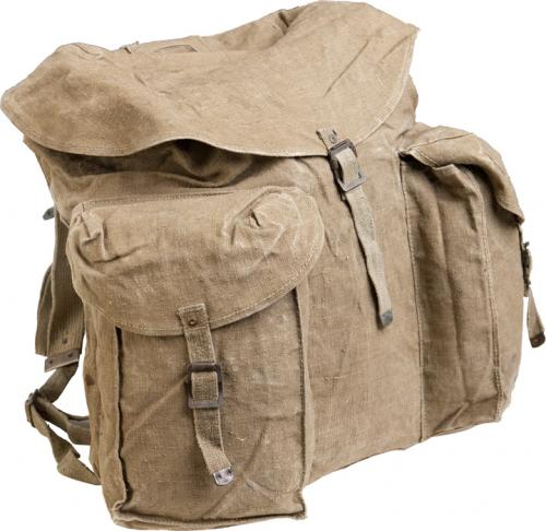 Italian mountain rucksack, surplus