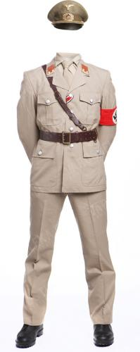 NSDAP officer's outfit, used