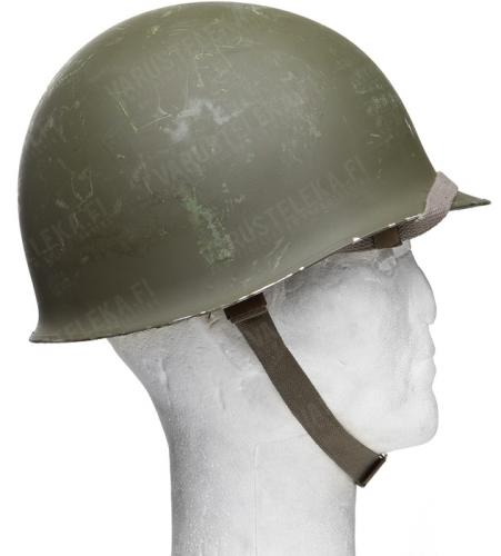 Austrian M1-type steel helmet, surplus