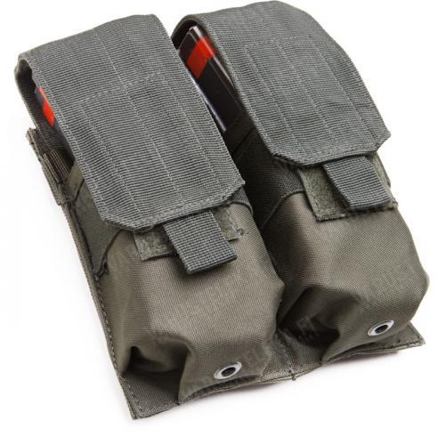 Mil-Tec Modular System magazine pouch, M4/M16, double