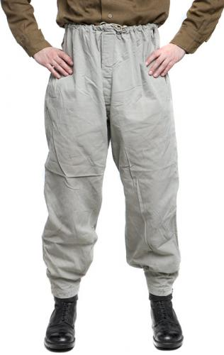 Swedish snow uniform trousers, surplus