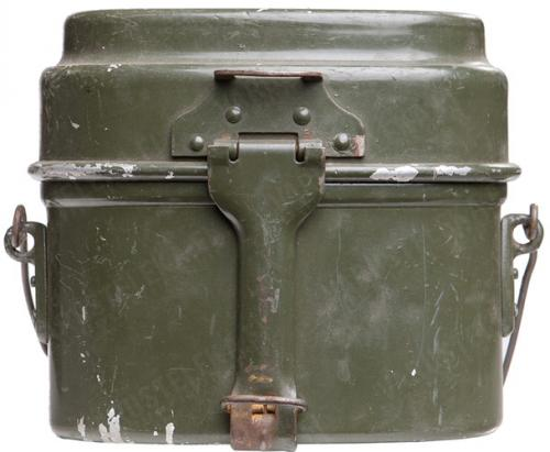 Hungarian mess kit, surplus