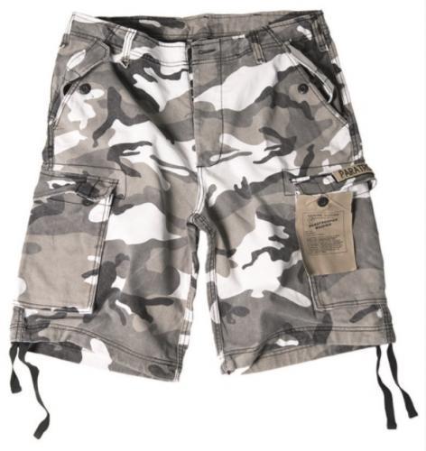 Mil-Tec Paratrooper shorts