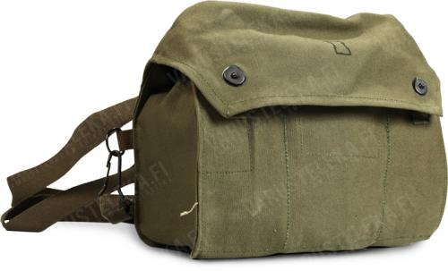 Finnish gas mask bag, surplus