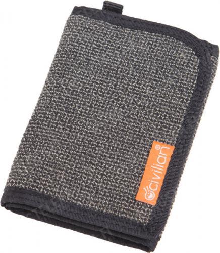 Civilian Labs Kevlar wallet with belt clip