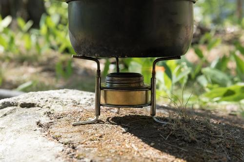 Mil-Tec Tripod for Alcohol Stove.