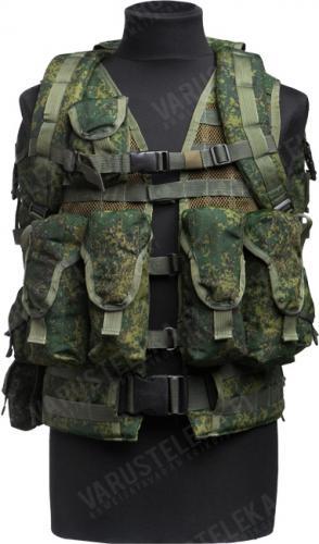 Russian 6Sh112 w/ daypack, surplus, AK mag pouches