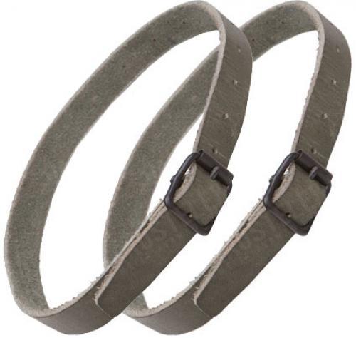 Swedish utility strap, leather, surplus