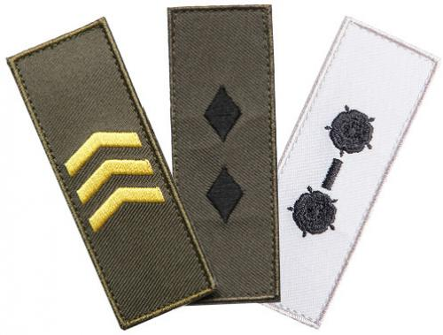Särmä TST Finnish M05 rank insignia